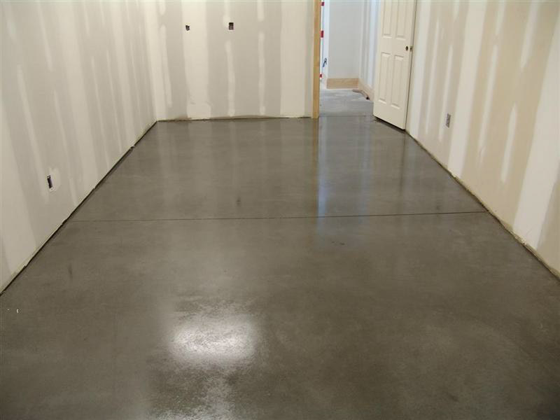 Polished Concrete vs  Sealed Concrete – Round #1 – Clean Cut Concrete