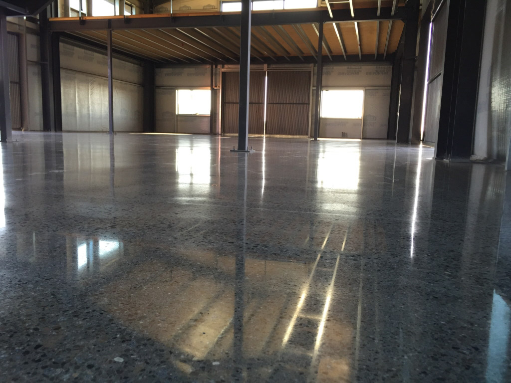 Polished Concrete Floors Austin Tx